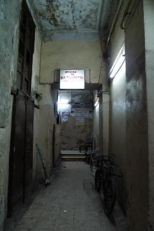 Venice Hosokawaya : entrance