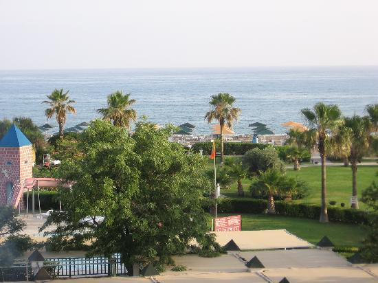 Club Calimera Kaya Side: Meer und Strand super und ganz nah