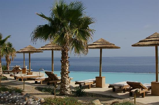 Kalypso Cretan Village: upper pool