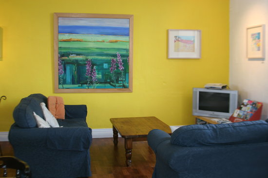 Zennor Chapel Guesthouse: The Lounge