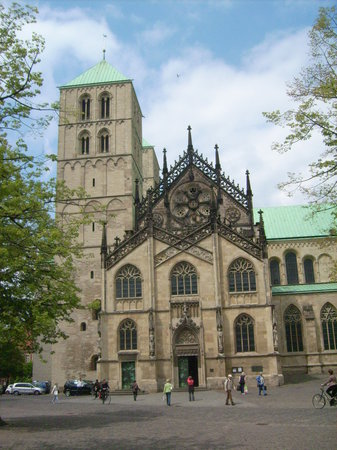 Muenster, Germany: St. Paulus-Dom
