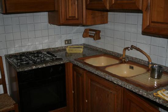 Casalgallo: La cucina senza carta per asciugare