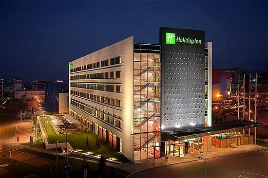 Holiday Inn Sofia: Exterior