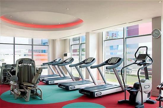 Holiday Inn Sofia: Fitness Center