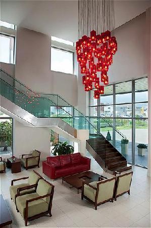 Holiday Inn Sofia: Lobby