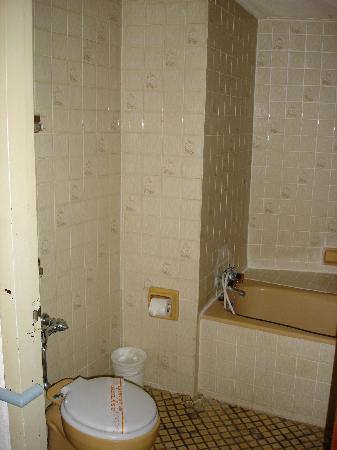 TipChang Hotel: bagno