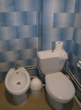Golf Royal: Good bathroom