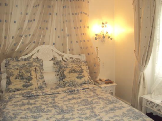 Ile de France Opera Hotel: triple room double bed