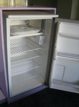 Al Zatari: fridge