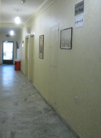 Al Zatari : Hallway