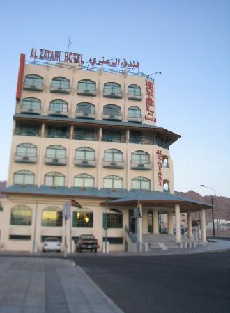 Al Zatari : The hotel