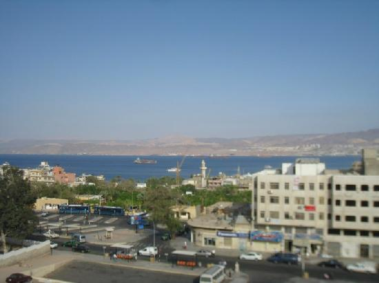 Al Zatari: View of Red Sea from room