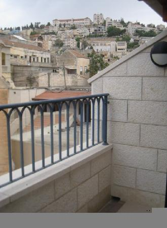 Sisters of Nazareth Convent: balcony