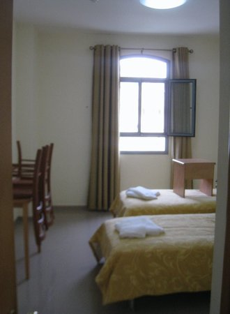 ‪‪Sisters of Nazareth Convent‬: twin-room‬