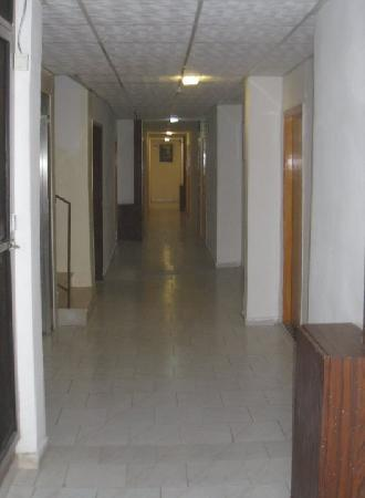 Sisters of Nazareth Convent: hallway