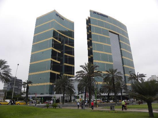 Jw Marriott Hotel Lima Outside