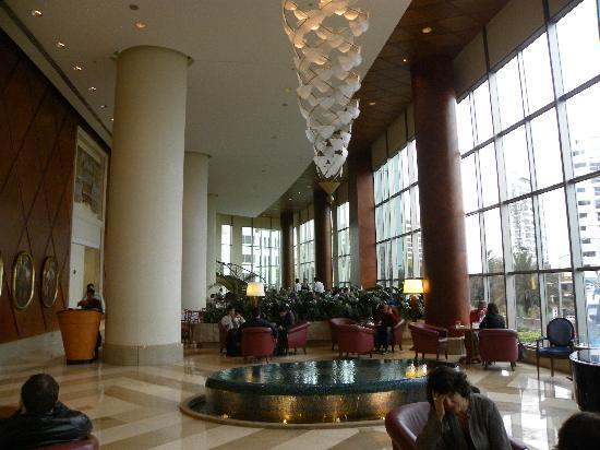 JW Marriott Hotel Lima: lobby