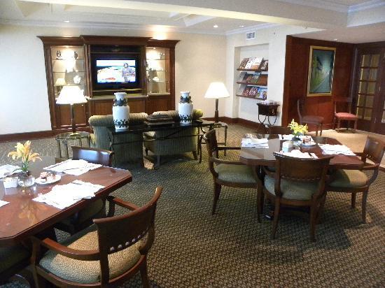 JW Marriott Hotel Lima : Lounge