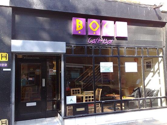 Boom Cafe Bar Kingston Upon Hull Restaurant Reviews