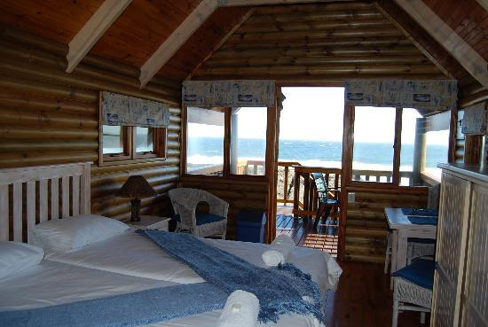 aussicht vom oceanette picture of storms river mouth restcamp storms river tripadvisor. Black Bedroom Furniture Sets. Home Design Ideas