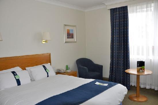 Holiday Inn Southampton - Eastleigh M3,jct13: Room 23 view 1