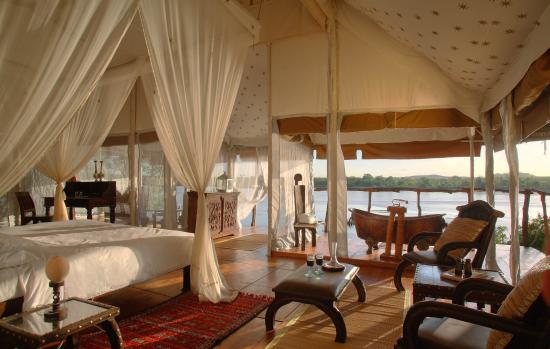 The Retreat Selous: Simba River Suite