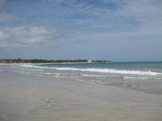Hotel Kaoba: The beach in Cabarete