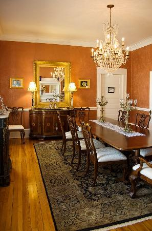Pamlico House B&B: Dining Room