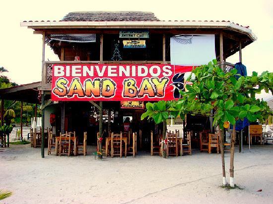 Playa Sand Bay : Resturante de Mariscos