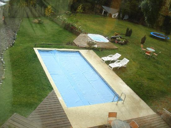 Rosas Blancas Apart Hotel: Piscina + Hidromasaje