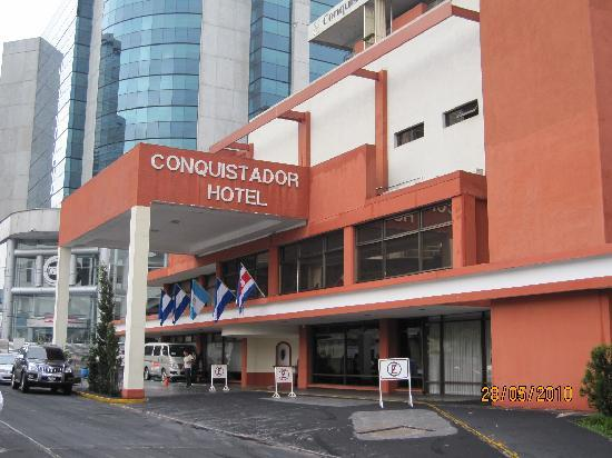 Conquistador Hotel & Conference Center: Main building