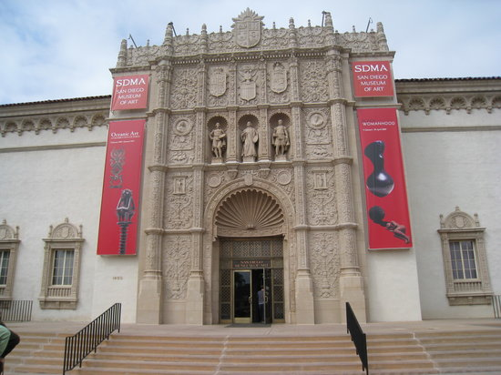 my cultural experience at the san diego museum of arts The nonprofit san diego museum of art artists guild and since then she's been working to make sure the museum makes an impact on san diego county's cultural landscape art matters because it allows us to experience.