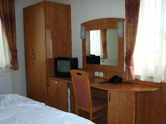 Villa Korall: The room