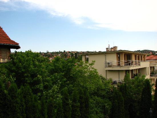 Villa Korall: View from the balcony