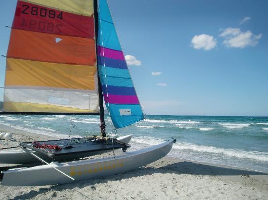 Amfibie Treks: Strand Santa Lucia