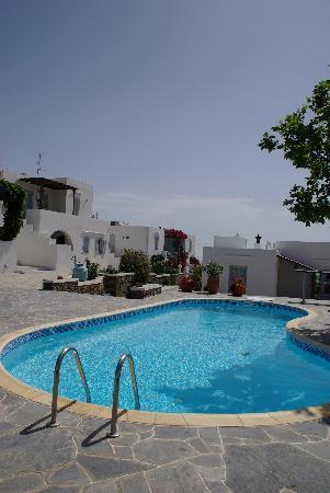 Petali Village Hotel : La piscine