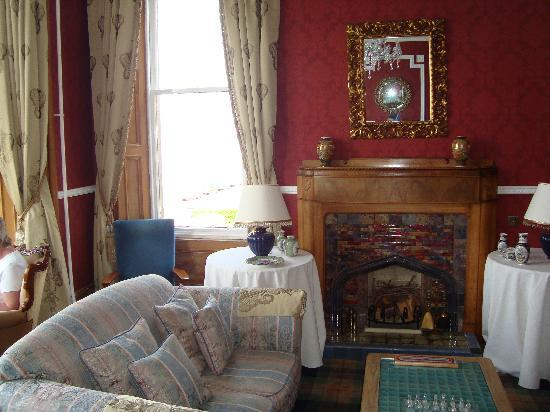 Wellpark House: The Residents' Lounge