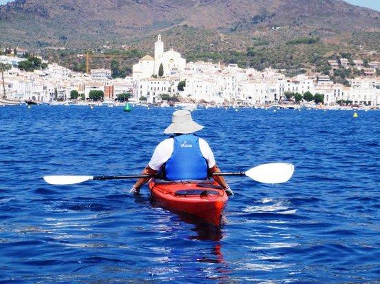 Paddle In Spain : Sea kayaking in Costa Brava