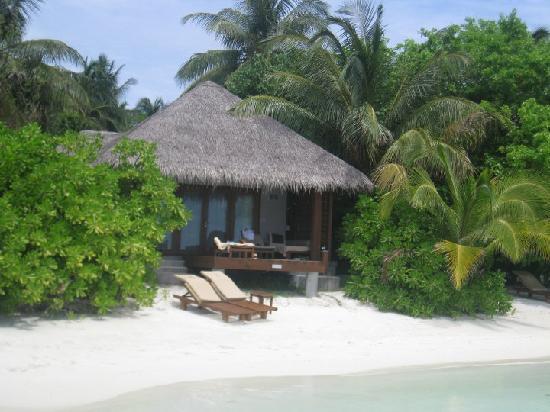Baros Maldives: Villa 214 our home for 12 days