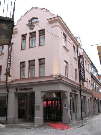 Renaissance Malmo Hotel: Hotel Entrance