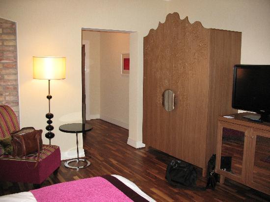 Elite Hotel Adlon: King Room