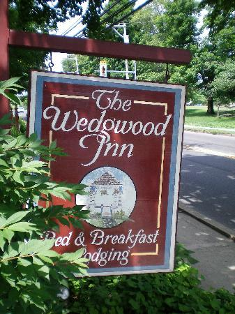 New Hope's 1870 Wedgwood Bed and Breakfast Inn : Welcome to the Wedgewood!