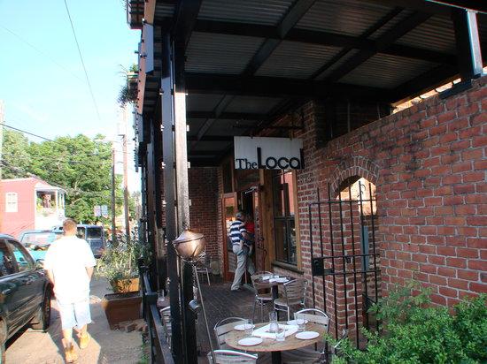 The Local Charlottesville Menu Prices Restaurant