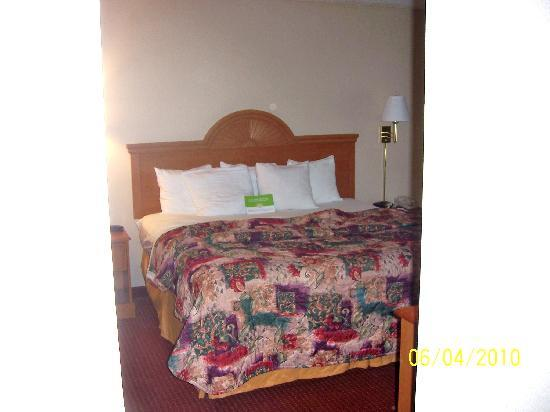 La Quinta Inn & Suites Aberdeen-APG: King bedroom