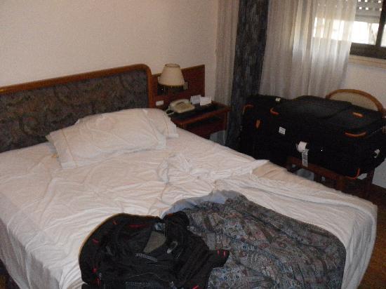 Hotel Sheltown: Verdadeiro quarto