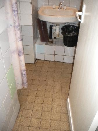 LDM Hotel Leningradsky Youth Palace: bathroom