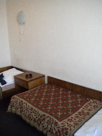 LDM Hotel Leningradsky Youth Palace: bedroom