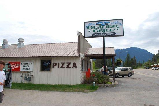 Glacier Grille & Pizza