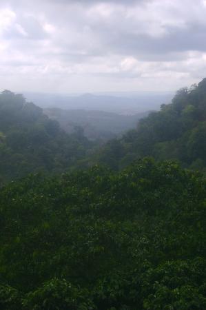 Jinotega, Nikaragua: My view as I woke up!
