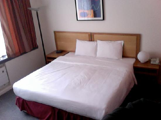IMI Residence Dublin: IMI double room